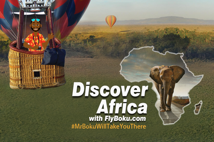 discover africa web