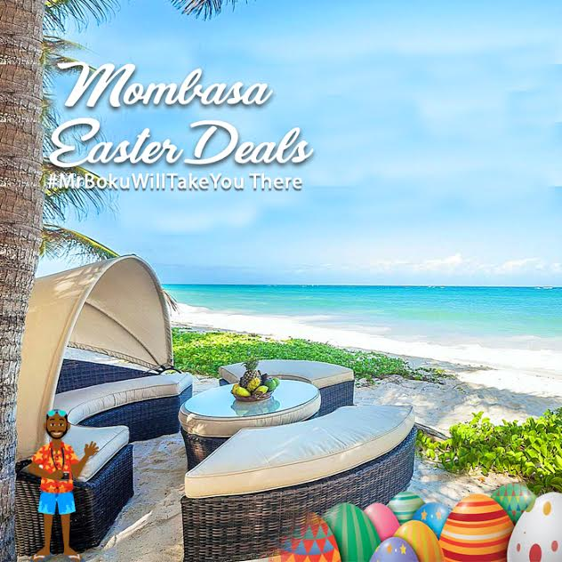 Mombasa easter deals