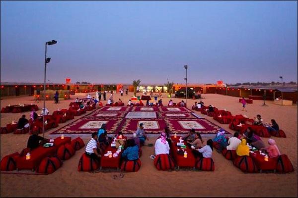 Ras al-Khaimah Desert, Dubai package2