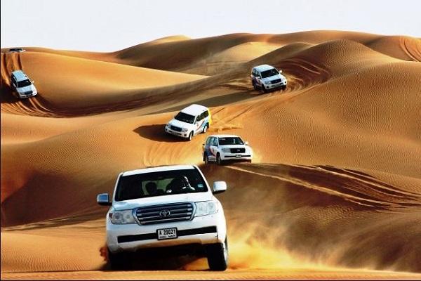 Ras al-Khaimah Desert, Dubai package3
