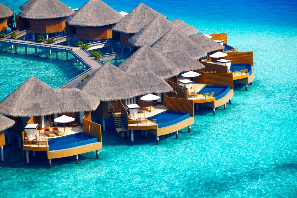 Maldives-resort-